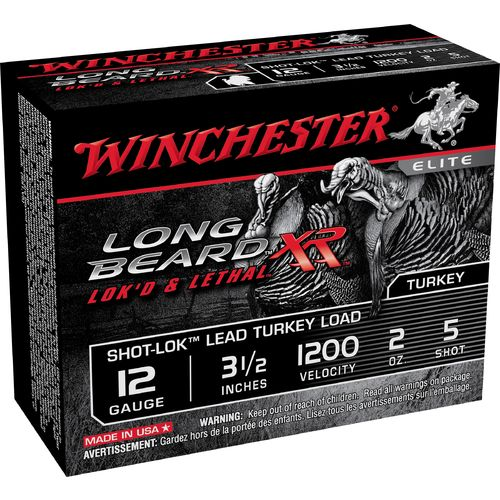 Display product reviews for Winchester Long Beard XR 12 Gauge 3.5 inches 5 Shot Shotshells