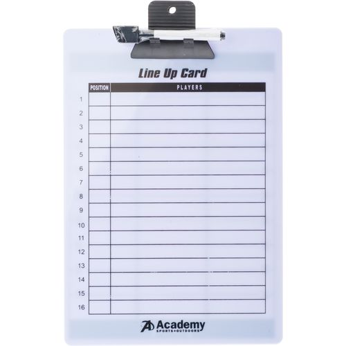 Academy Sports + Outdoors Football Clipboard