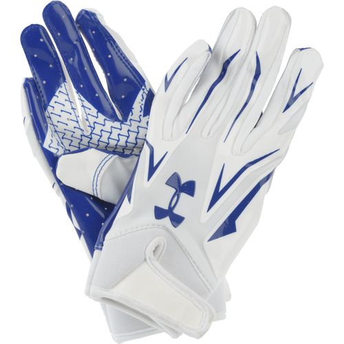 Display product reviews for Under Armour Youth F4 Football Gloves