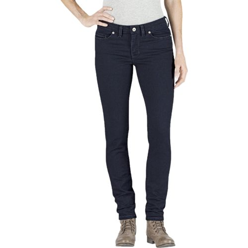 Display product reviews for Dickies Women's Slim Fit Skinny Leg Jean