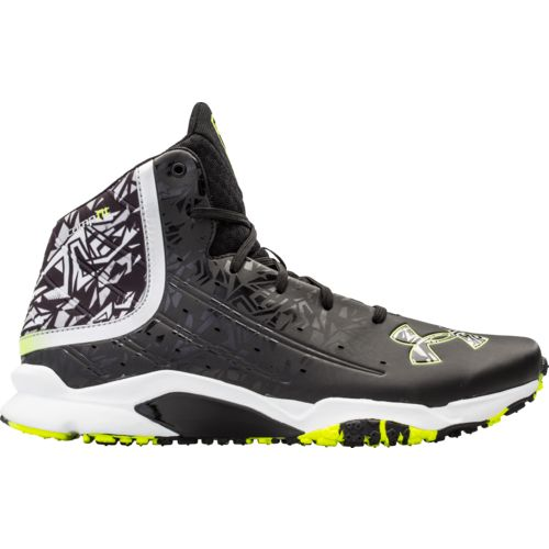 Under Armour™ Men's Banshee Mid Turf Lacrosse Cleats