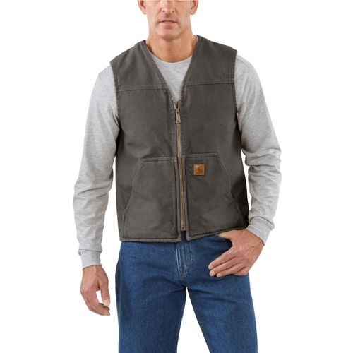 Display product reviews for Carhartt Men's Sandstone Rugged Vest