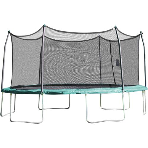 Skywalker Trampolines 17' Oval Trampoline with Enclosure