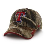 '47 Men's Texas Rangers Realtree Frost MVP Cap