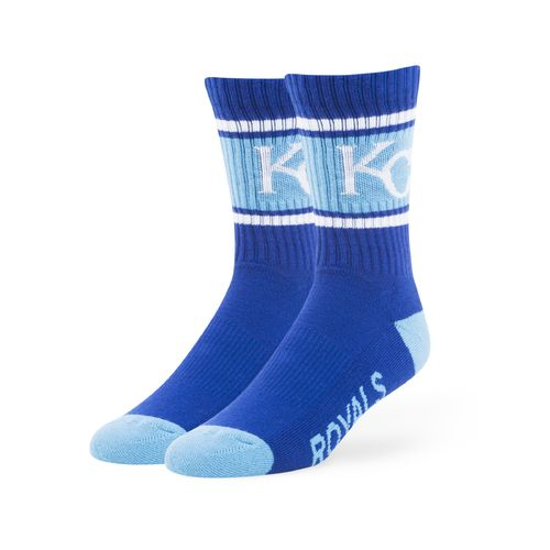 '47 Adults' Kansas City Royals Duster Sport Socks