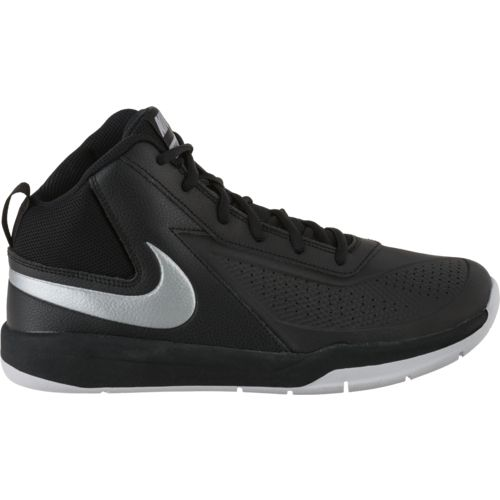 Nike Boys' Team Hustle D 7 GS Basketball Shoes