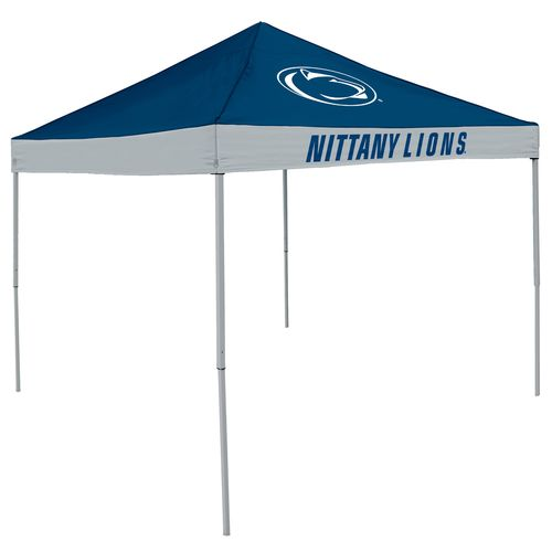 Logo Pennsylvania State University Straight-Leg 9 ft x 9 ft Economy Tent
