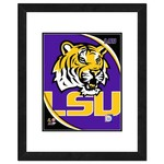 "Photo File Louisiana State University 8"" x 10"" Team Logo Photo"