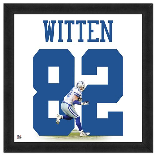 Photo File Jason Witten #82 UniFrame 20' x 20' Framed Photo