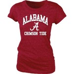 Blue 84 Juniors' University of Alabama Triblend T-shirt - view number 1