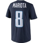 Nike Men's Tennessee Titans Marcus Mariota #8 T-shirt - view number 1
