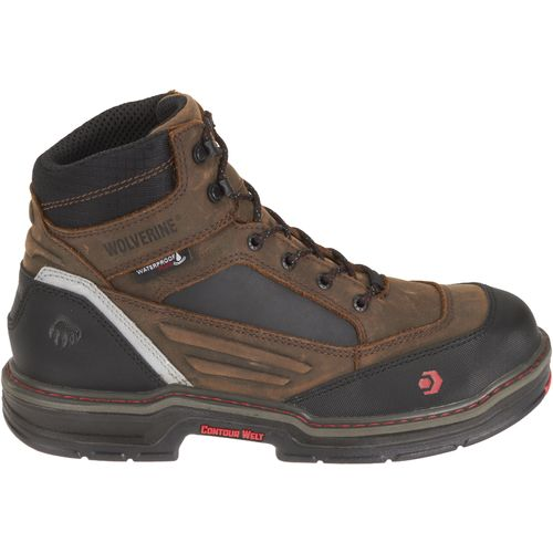 Wolverine Men's Overman CarbonMax Safety Toe Work Boots