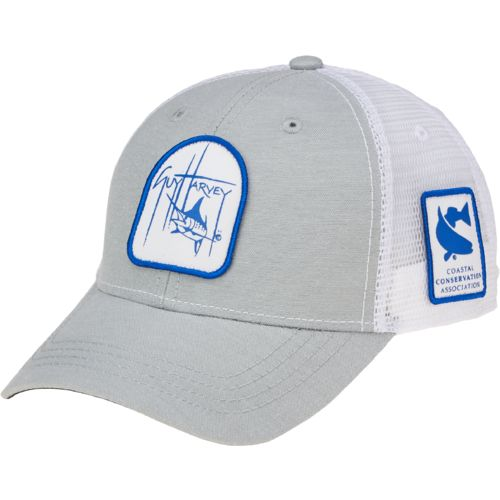 Guy Harvey Men's CCA Trucker Hat