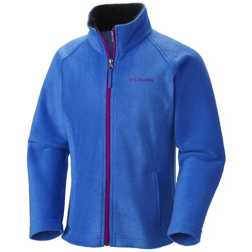 Image for Columbia Sportswear Girls' Dotswarm Full Zip Jacket from Academy