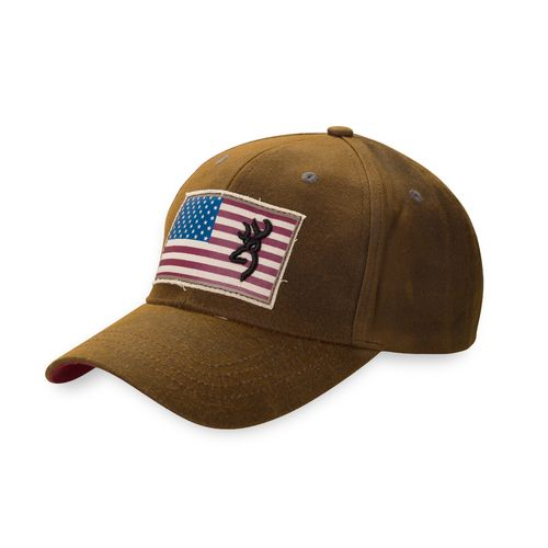 Browning™ Men's Liberty Wax Cap