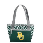 Logo Chair Baylor University Double Diamond 16-Can Cooler Tote