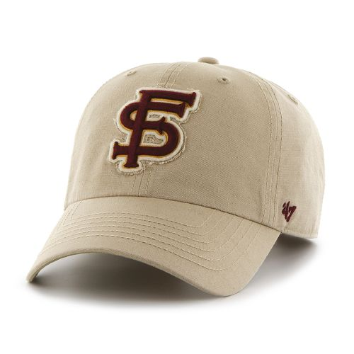 '47 Men's Florida State University Wright Clean Up Cap