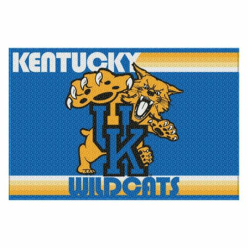 The Northwest Company University of Kentucky Acrylic Tufted Rug