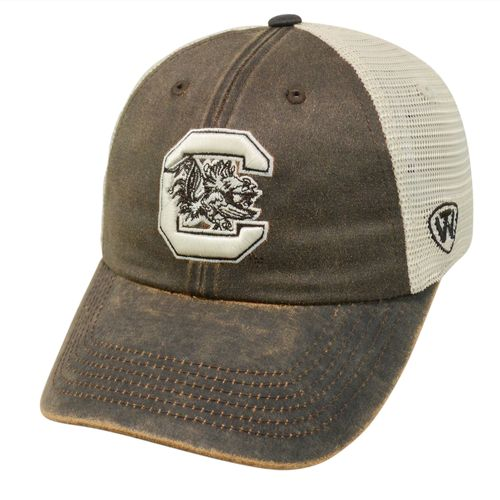 Top of the World Adults' University of South Carolina ScatMesh Cap