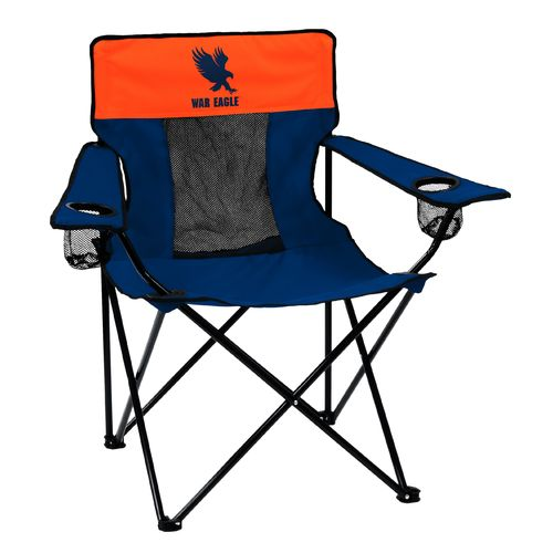 Logo Auburn University Folding Deluxe Chair