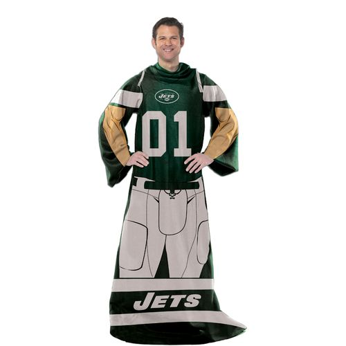 The Northwest Company New York Jets Uniform Comfy Throw