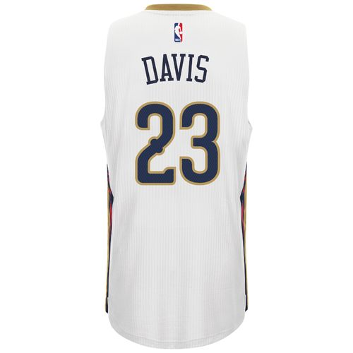adidas™ Adults' New Orleans Pelicans Anthony Davis #23