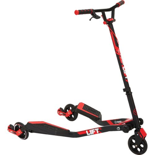 Display product reviews for Yvolution Kids' Y Fliker Lift Scooter