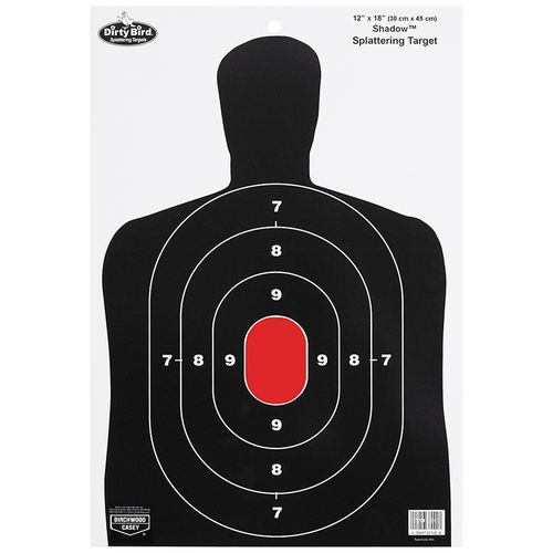 Birchwood Casey Dirty Bird Silhouette Targets 8-Pack