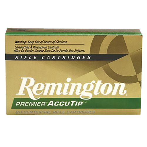 Remington AccuTip-V .22 Hornet 35-Grain Centerfire Rifle Ammunition - view number 1