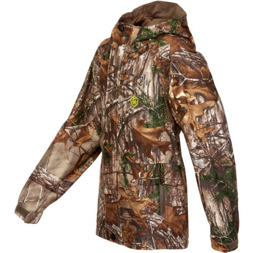 Game Winner® Kids' Red River Realtree Xtra® Rain Jacket