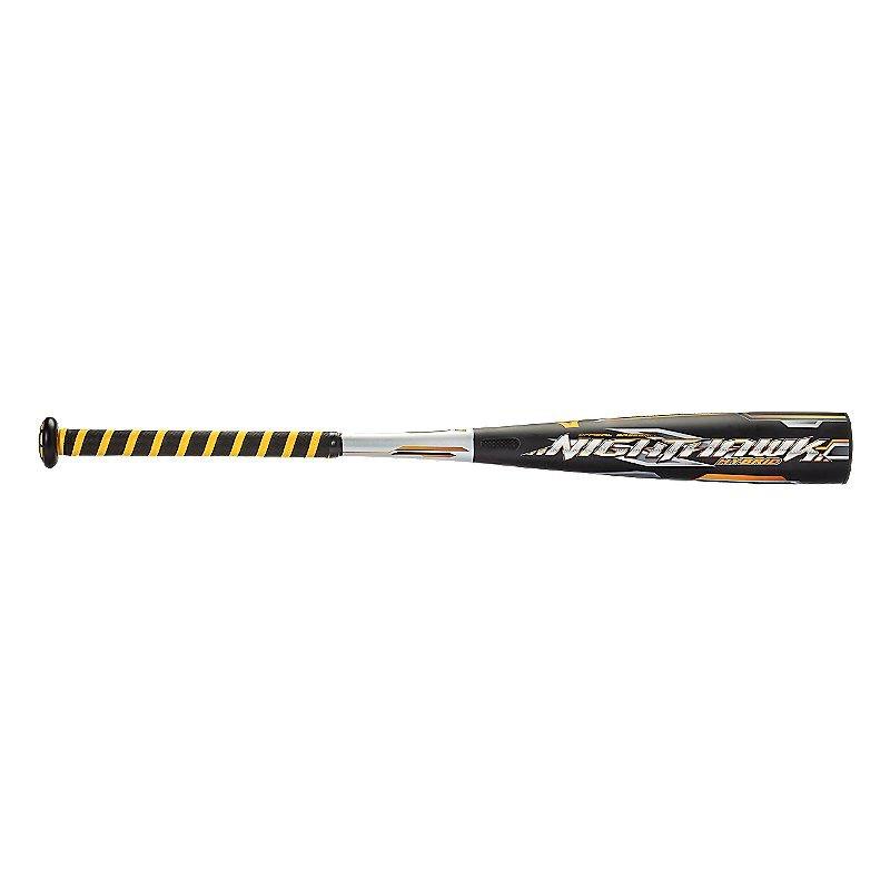 Mizuno Boys' 2016 Nighthawk Hybrid Sr. Aluminum Baseball Bat -10