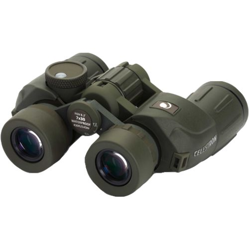 Celestron Cavalry Binoculars with Compass and Reticle - view number 2