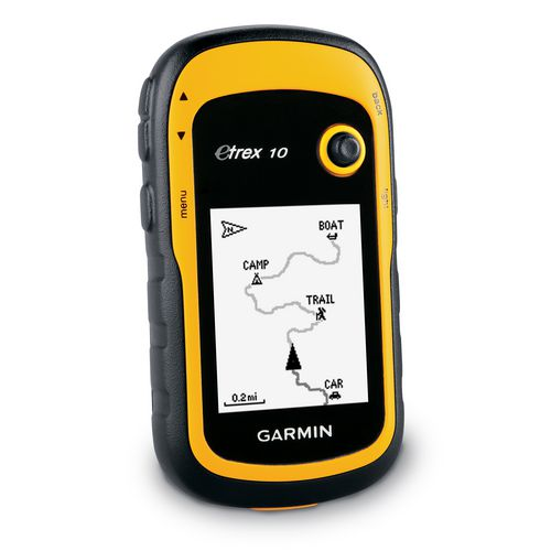 Display product reviews for Garmin eTrex® 10 WAAS-Enabled Handheld GPS Receiver
