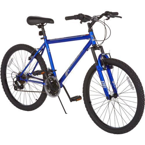 "Magna Boys' Silver Canyon 24"" 18-Speed Bicycle"