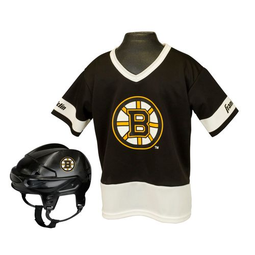 Franklin Kid's Boston Bruins Uniform Set