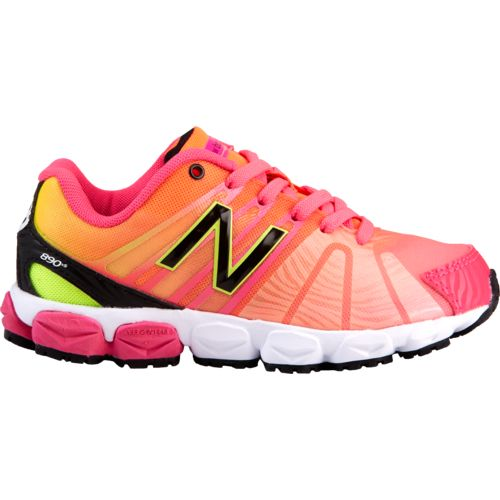 New Balance Girls' 890 Running Shoes