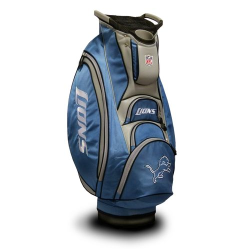 Team Golf Detroit Lions Victory Cart Golf Bag
