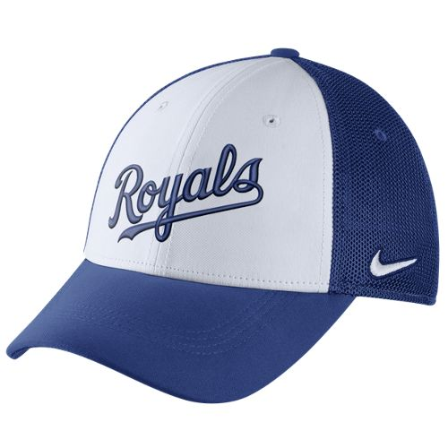 Nike™ Adults' Kansas City Royals Dri-FIT Mesh Cap