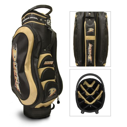 Team Golf Anaheim Ducks 14-Way Cart Golf Bag