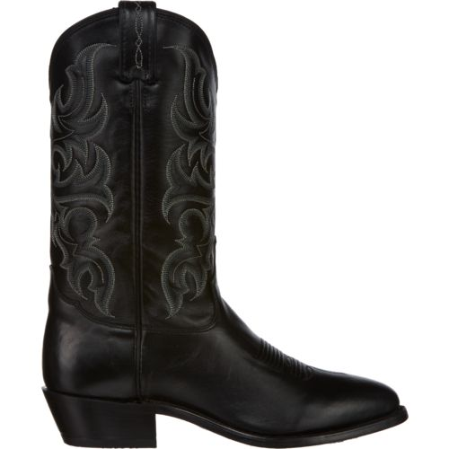 Men S Western Boots Leather Western Boots For Men Steel