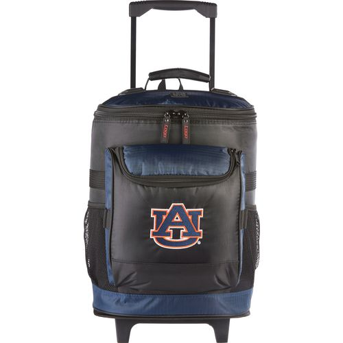 Logo™ Auburn University 48-Can Rolling Cooler - view number 1