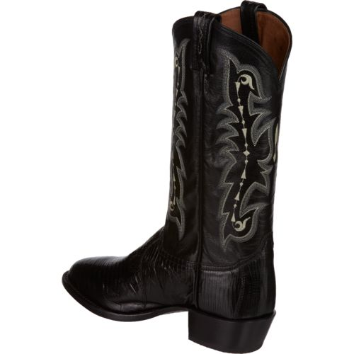 Tony Lama Men's Lizard Exotics Western Boots - view number 3