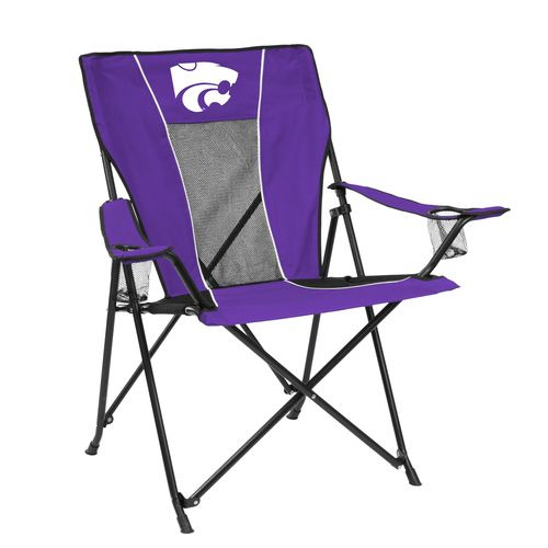 Logo™ Kansas State University Game Time Chair