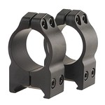 "Warne Maxima/Magnum Permanent 1"" Medium Fixed Scope Mount Rings"