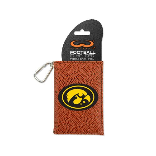 GameWear University of Iowa Classic Football ID Holder