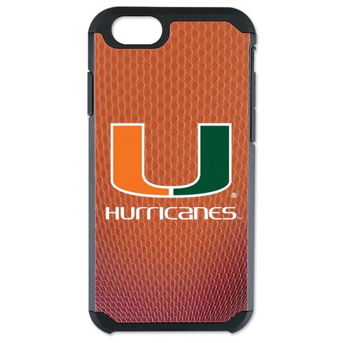 GameWear University of Miami Classic Football Pebble Grain Feel iPhone® 6 Case