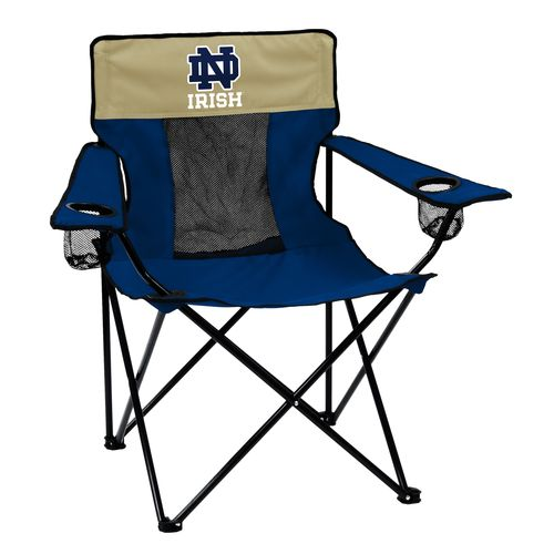 Logo University of Notre Dame Elite Chair