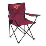 Logo™ Virginia Tech Quad Chair