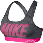 Nike Women's Dri-FIT Pro Classic Padded Graphic Sports Bra