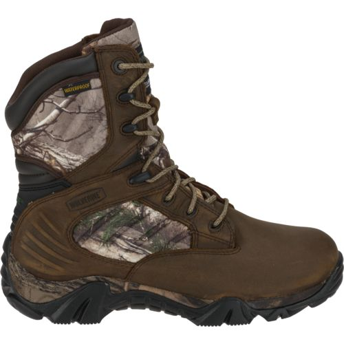Display product reviews for Wolverine Men's Woodlander Realtree Xtra Hunting Boots
